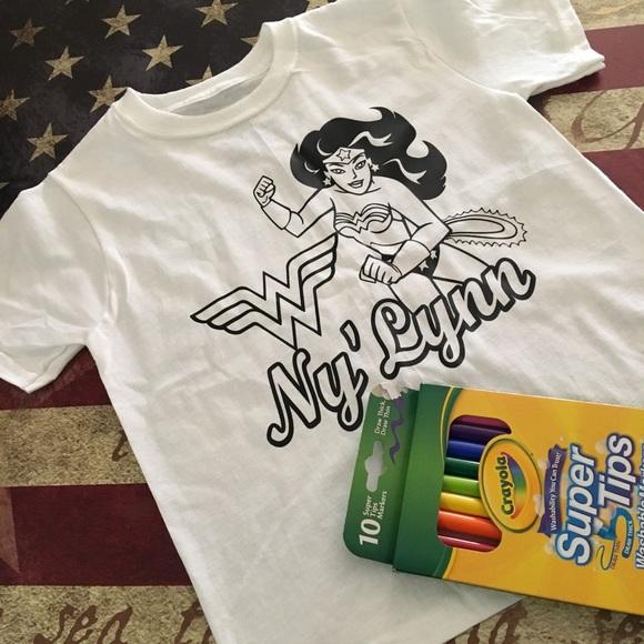 Color-Me shirt